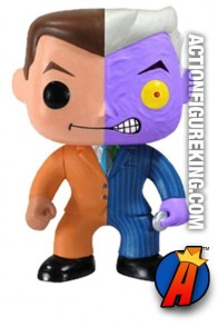 Funko Pop Heroes Two-Face figure.