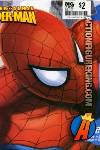 Spider-Man Spider-Sense 48-Piece jigsaw puzzle from Cardinal.