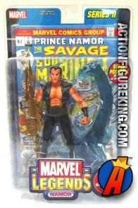 Marvel Legends Prince Namor the Sub-Mariner from Toybiz.