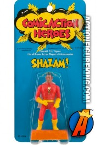 Mego Comic Action Heroes Shazam! (a.k.a. Captain Marvel) figure.