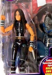 Marvel Legends Apocalypse Series 12 X-23 Variant Action Figure from Toybiz.