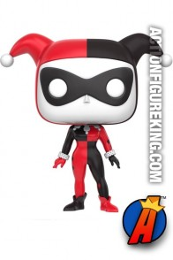 FUNKO Animated style HARLEY QUINN figure.