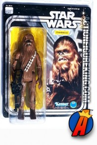 STAR WARS Jumbo Sixth-Scale CHEWBACCA Action Figure from Gentle Giant.