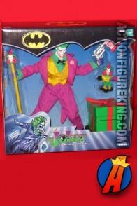 Hasbro 9-inch Clown Prince of Crime Joker aciton figure box set.