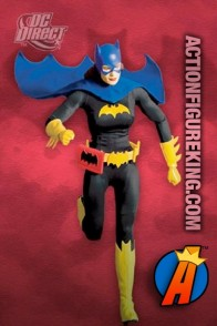 13-Inch Black Variant Batgirl Action Figure from DC Direct.