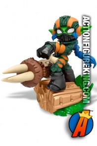 Skylanders SuperChargers Super Shot Stealth Elf figure.