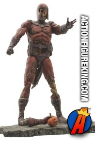 7-inch scale Marvel Select Zombie Magneto from Diamond Select Toys.