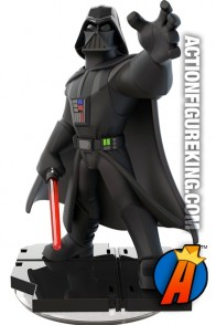 STAR WARS Disney Infinity 3.0 Darth Vader figure.