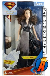 2005 Superman Returns Barbie as LOIS LANE Fashion Figure from Mattel.