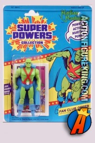 Kenner Super Powers Collection Martian Manhunter action figure.