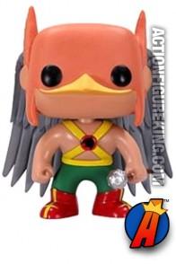 Funko Pop! Heroes Hawkman vinyl bobblehead figure from DC Comics.