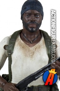 The Walking Dead TV Series 5 Tyreese action figure.
