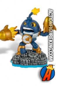 First edition Countdown figure from Skylanders Swap-Force.