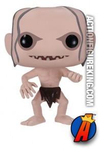 Funko Pop! Movies The Hobbit Gollum vinyl bobblehead figure.