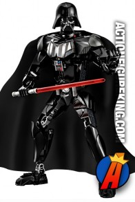STAR WARS LEGO 11-inch scale DARTH VADER Building Kit.