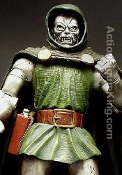 Marvel Legends Series 2 Dr. Doom Doombot variant figure.