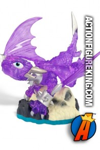 Swap-Force Phantom Cynder figure from Skylanders and Activision.