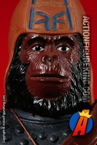 Mego Planet of the Apes 8 inch General Urko action figure.