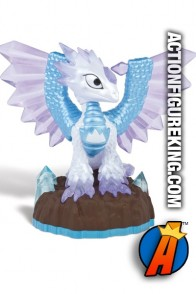 Swap-Force Lightcore Flashwing figure from Skylanders and Activision.