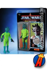 Gentle Giant KENNER Jumbo STAR WARS 12-inch GREEDO Action Figure.