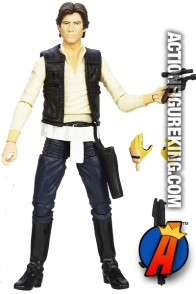 STAR WARS Black Label HAN SOLO six-inch scale action figure from HASBRO.