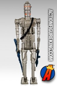 STAR WARS Sixth-Scale Jumbo IG-88 Kenner Action Figure from Gentle Giant.
