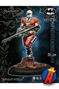 Knight Models 35mm DEADSHOT (Classic) Miniature Metal Figure.