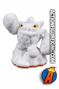 Skylanders Giants variant Flocked Eruptor figure from Activision.