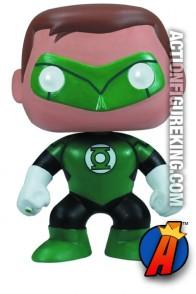 Funko Pop! Heroes New 52 Green Lantern figure.