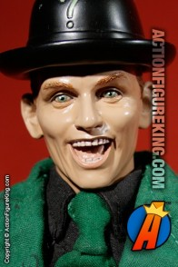 Incredible custom sixth-scale Frank Gorshin Riddler action figure.