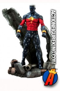 Marvel Select 7-inch variant Captain Marvel action figure from Diamond.