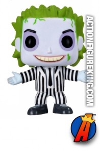 Funko Pop! Movies Beetlejuice vinyl figure based on Michael Keaton.