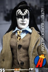Series 5 KISS Dressed to Kill brown variant Demon figure.