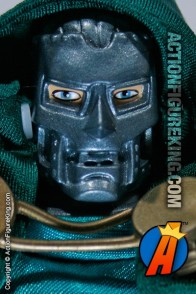 8 Inch Famous Cover Series Doctor Doom Figure from Toybiz.