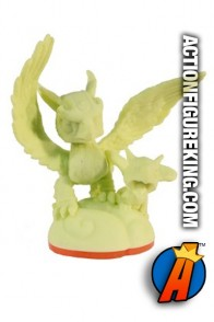 Skylanders Giants variant Glow-in-the-Dark Sonic Boom figure from Activision.