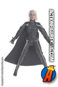 Marvel and the X-Men present this Movie Mutations Halle Berry Storm action figure with removable fabric uniform.