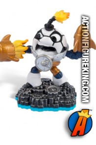 Swap-Force Kickoff Countdown figure from Skylanders and Activision.
