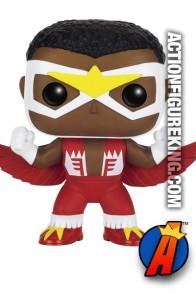 Funko Pop! Marvel Classic FALCON Bobblehead Figure.