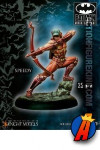 Knight Models 35mm ARSENAL SPEEDY Miniature Metal Figure.