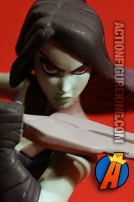 Disney Infinity 2.0 Gamora from the Guardians of the Galaxy.