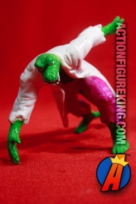 Spider-Man 1991 THE LIZARD PVC figure from MARVEL COMICS.