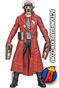 Sixth-scale Battle FX Star-Lord figure from Hasbro.