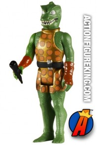 Star Trek 3.75-inch restro-style Gorn action figure from Funko and ReAction.