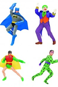 "Mego 8"" Batman Repro Action Figures Series"