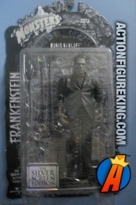 Sideshow Collectibles Silver Screen Edition of Frankenstein.