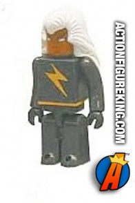 Medicom's 2.5 inch Kubrick Storm from the X-Men Set A.