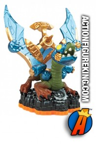 Skylanders Giants Drobot figure from Actvision.
