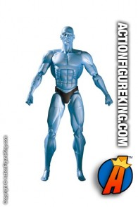 13 inch DC Direct fully articulated Dr. Manhattan action figure.