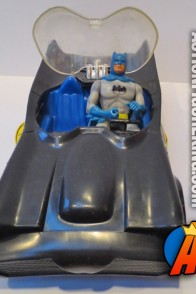 3.75-inch scale Batmobile from Mego's Comic Action Heroes line of toys.