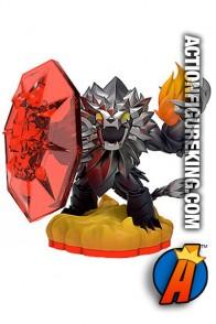 This Skylanders Trap Team Dark Wildfire figure is a Toys R Us exclusive.